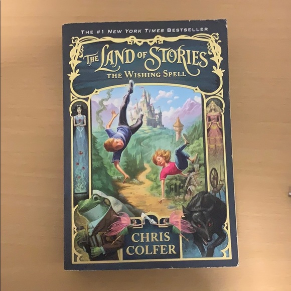 The Land of Stories: The Wishing Well